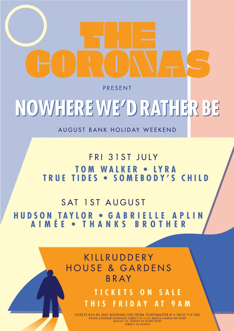 The Coronas DAY BY DAY