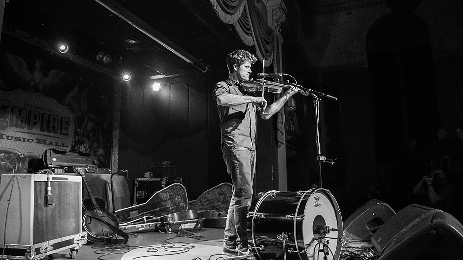 Seth Lakeman live in The Empire, Belfast