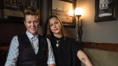 Featured image for Live At St George's – O'Hooley and Tidow