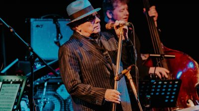 Featured image for Van Morrison announces additional post-lockdown Belfast shows